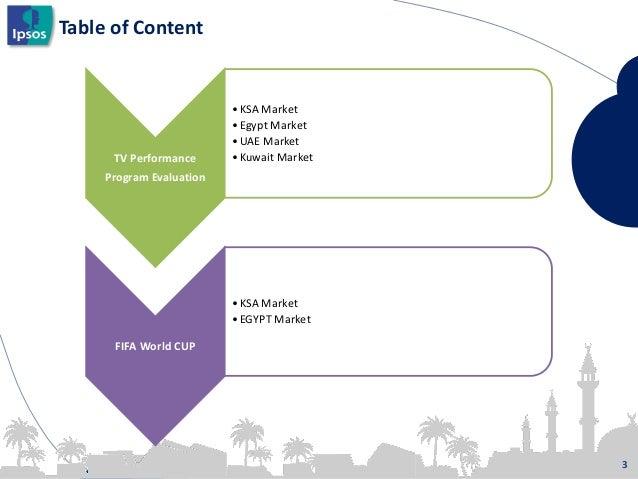Ramadan TV Scene in MENA Key Markets 2014 Slide 3