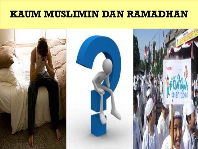 Ramadhan  Berkah