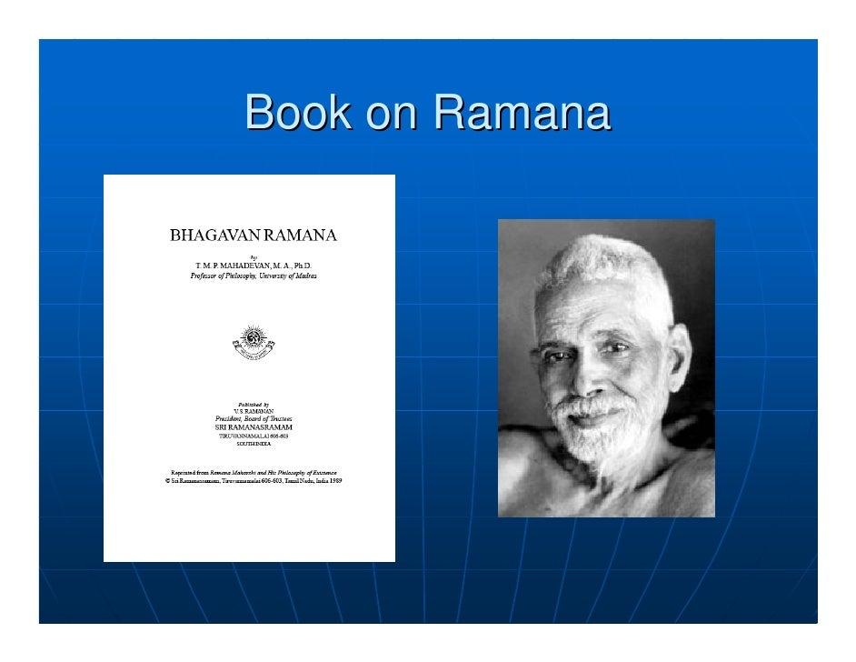Many Books On Ramana