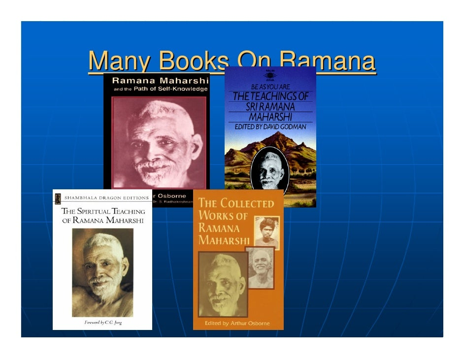 Power of silence Sri Ramana was noted for his belief in the power of silence and his relatively sparse use of speech lack ...