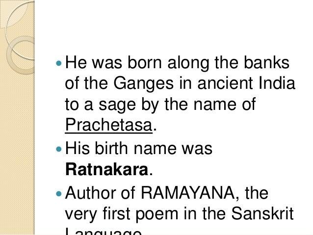 Ramayana Slide 3