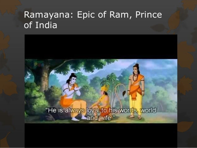 What was Ravana's DHARMA in Ramayana?