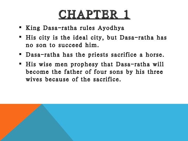 ramayana summary sparknotes