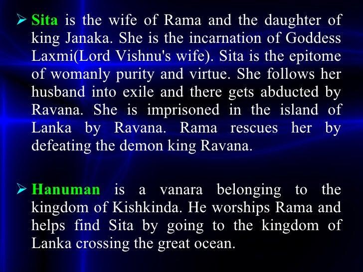 Ramayana ppt