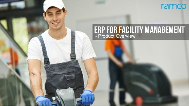 ERP for Facility Management- Product Overview
