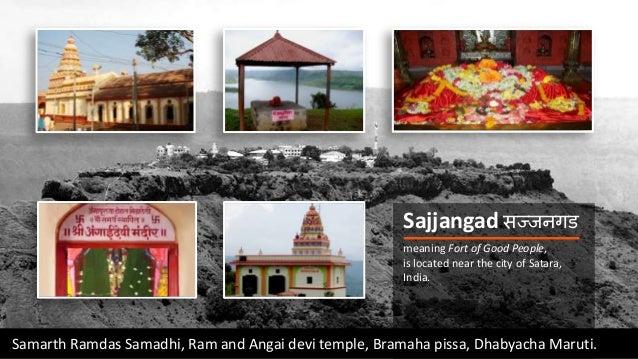 Samarth Ramdas swami - SajjanGad