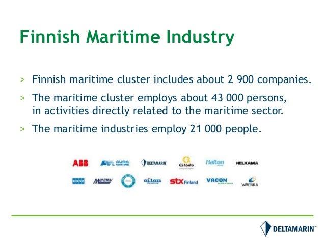 Finnish Offshore Knowhow, Rami Hirsimäki, Deltamarin