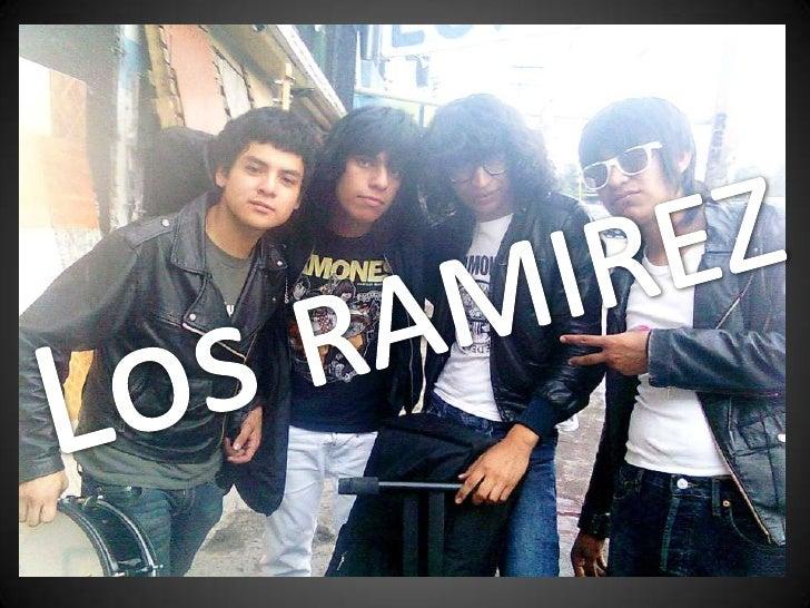 Los RAMIREZ<br />
