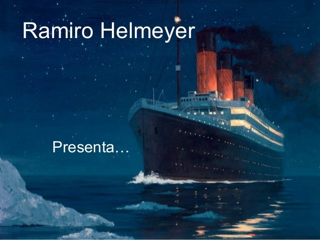 Ramiro Helmeyer  Presenta…