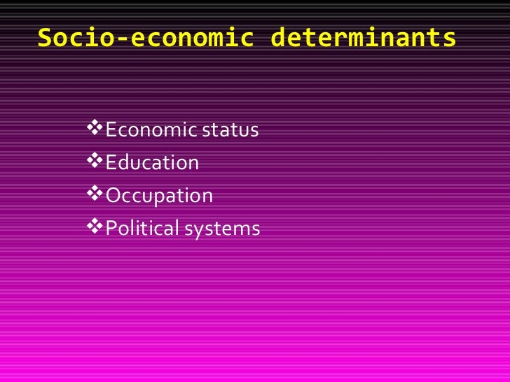 socio economic factors and postnatal depression relationship Postnatal depression  effects and a variety of other factors known to influence relationship  development and growth via socio-emotional.