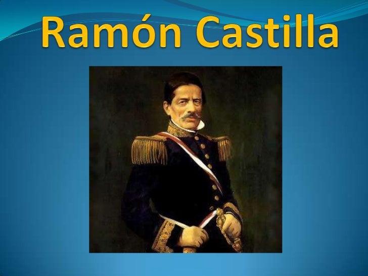 Ramón Castilla<br />