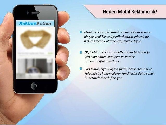 ReklamAction Mobil Sunum Slide 2