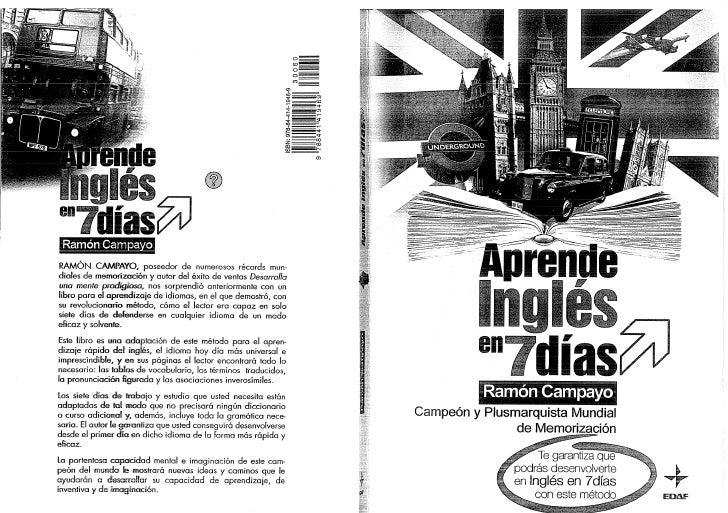 RAMON CAMPAYO INGLES 7 DIAS PDF