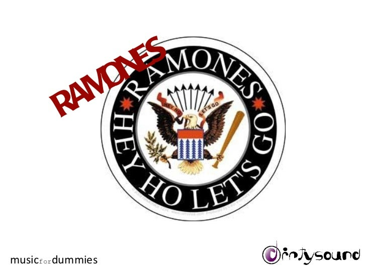 Ramones music for dummies RAMONES