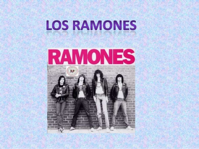 Surgidos en 1974 en el barrio de Queens de la ciudad de Nueva York, losRamones nunca quisieron convertirse en uno de esos ...