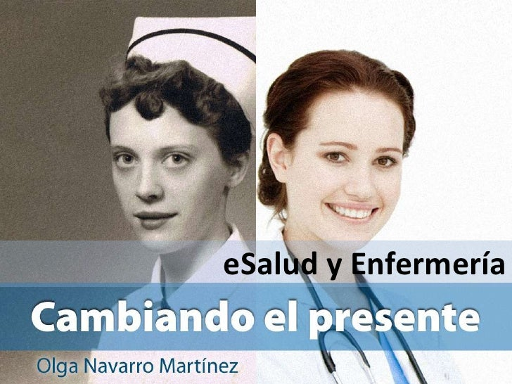 eSalud y Enfermería