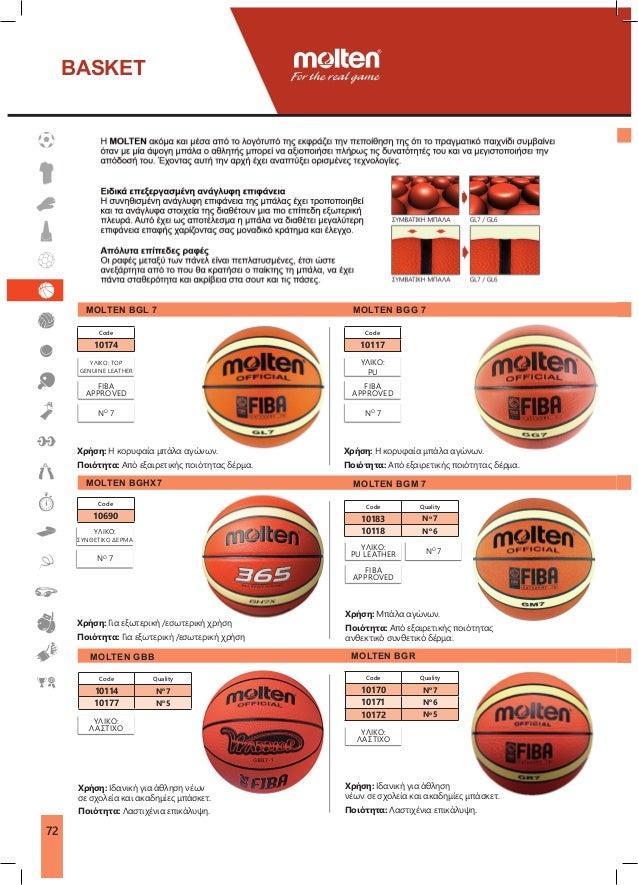 Χρήση: Η κορυφαία μπάλα αγώνων. Ποιότητα: Από εξαιρετικής ποιότητας δέρμα. ΥΛΙΚΟ: PU FIΒA APPROVED ΝΟ 7 Code 10117 ΥΛΙΚΟ: ...