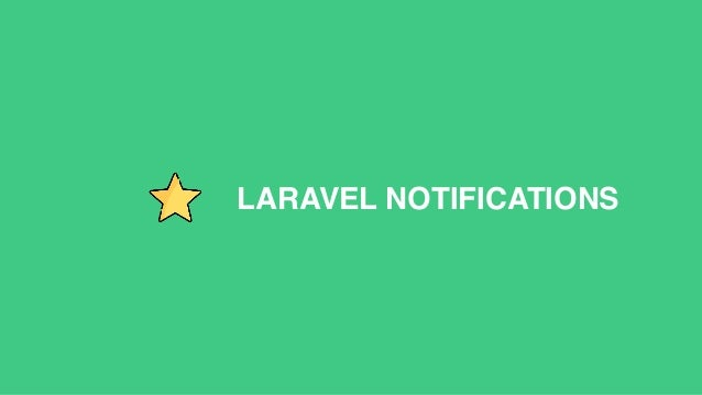 Christoph Rumpel - The Beauty of Laravel's Notification System - Code…