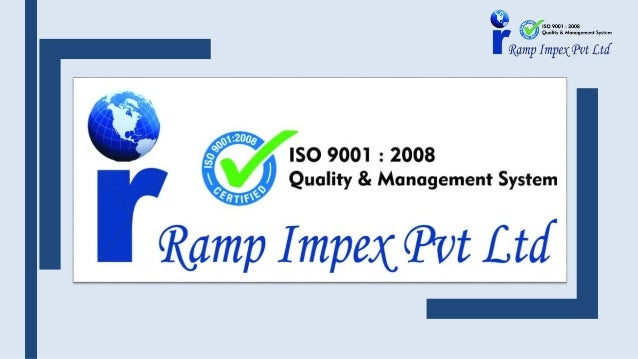 • RAMP IMPEX is an ISO 9001:2008 Certified Company established in 1997 engaged in supplies of Textile Testing & Quality Co...