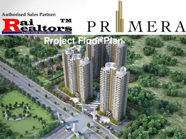 Authorised Sales Partner: Project Floor Plan