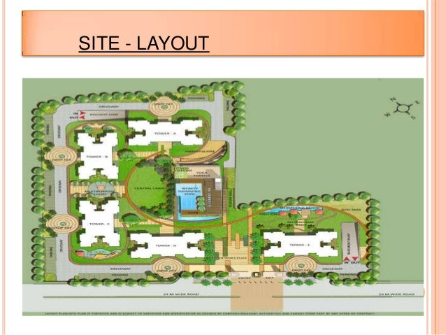 SITE - LAYOUT