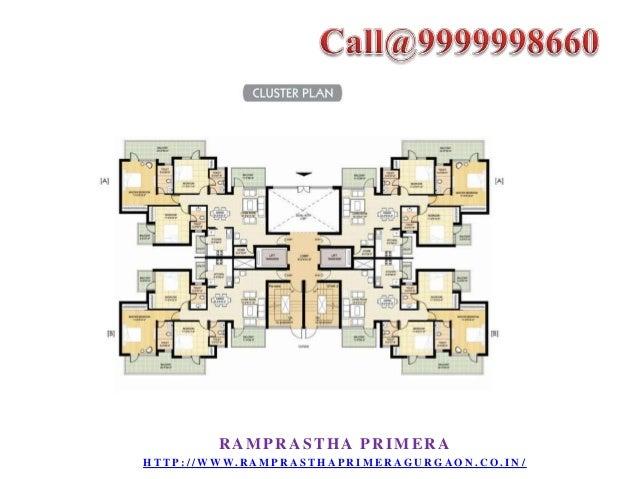 Ramprastha Primera Sector 37D Gurgaon