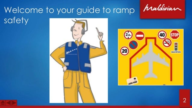 Chapter two ramp operations and safety | ramp safety practices.