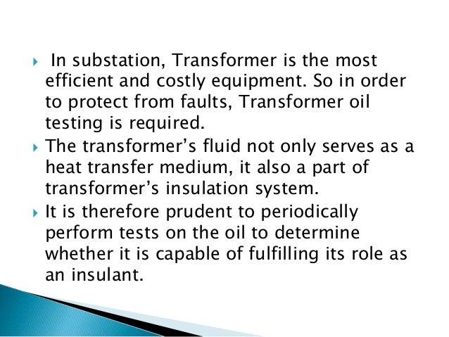 Dissolved Gas Analysis in Transformer Oil Slide 2