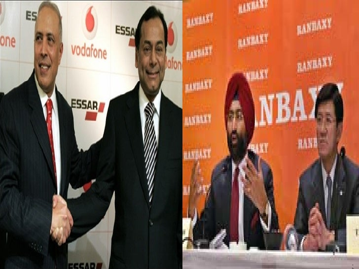 the merger of ranbaxy and daiichi Post-merger, daiichi sankyo, promoters of ranbaxy, become the second largest shareholder in sun pharma, with an equity stake of around 9% dilip shanghvi, md of sun pharma said, it is an important milestone in the history of sun pharma as we enter into a new phase of growth.