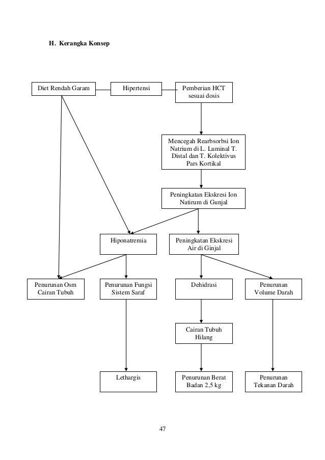 Laporan Pendahuluan / LP Hipertensi Lengkap, Download dalam bentuk PDF dan Ms.Word