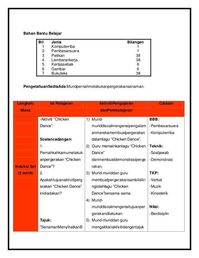 RPH KSSR BM ( kemahiran membaca) Slide 2