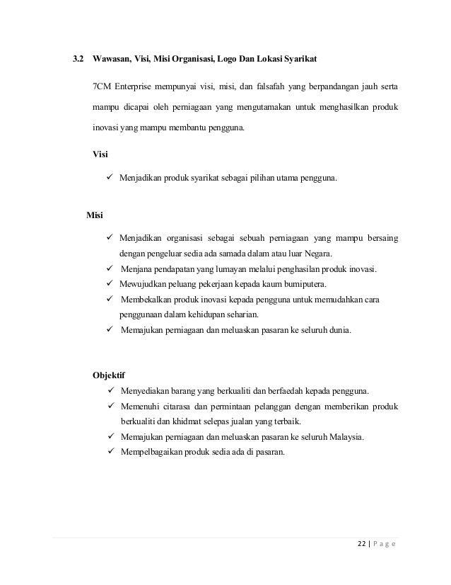 Rancangan Perniagaan Pen