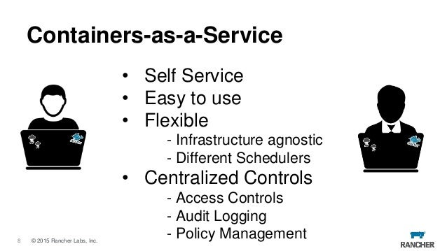 Rancher March 2016 Online Meetup Containers-as-a-Service