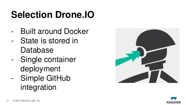 Building a Scalable CI Platform using Docker, Drone and