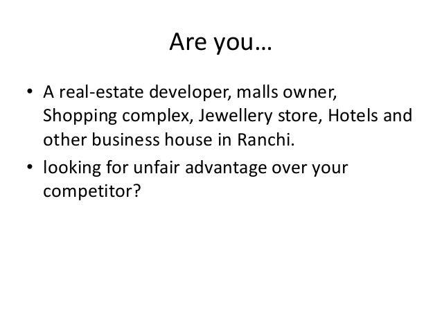 Ranchi net Sales Pitch Slide 2
