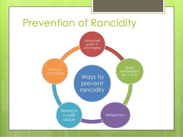 essay on rancidity