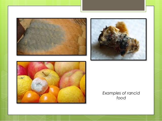 Rancidity Lipid Peroxidation