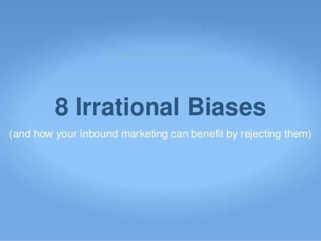 Bias #1: Ranking Position is All That Mattershttp://www.seomoz.org/blog/mission-imposserpble-establishing-clickthrough-rates