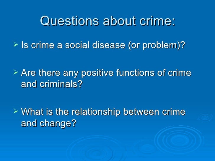 deviance behavior criminal Deviance (sociology)  to research and develop the theory of biological deviance which states that some people are genetically predisposed to criminal behavior.