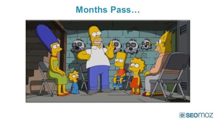 Months Pass…