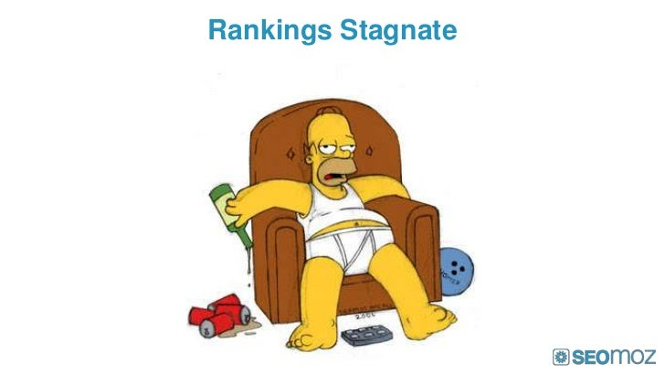 Rankings Stagnate