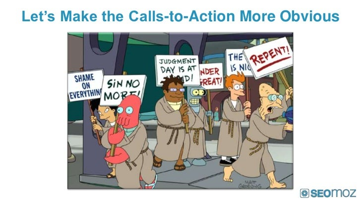 Let's Make the Calls-to-Action More Obvious