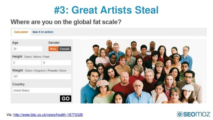 #3: Great Artists StealVia: http://www.bbc.co.uk/news/health-18770328