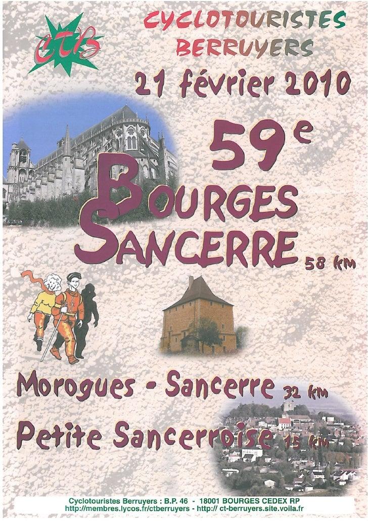 59ème Bourges-Sancerre