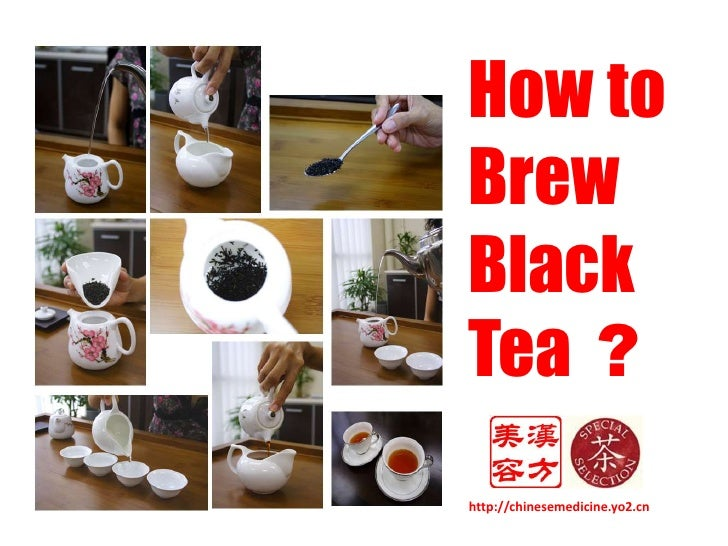 How to Brew Black Tea ?<br />http://chinesemedicine.yo2.cn<br />