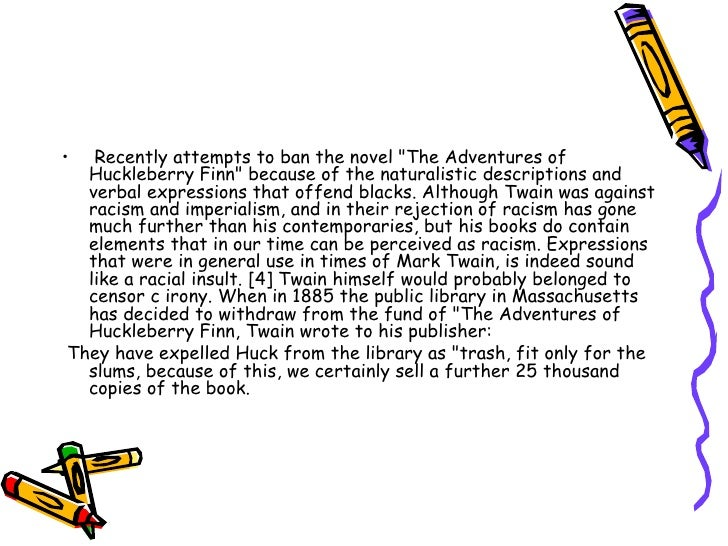 an analysis of the rejection of civilization by huckleberry finn in the adventures of huckleberry fi Rejection of civilization in the adventures of huckleberry finn in the novel huckleberry finn by mark twain, huck decides to reject.