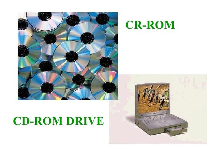 CR-ROM CD-ROM DRIVE