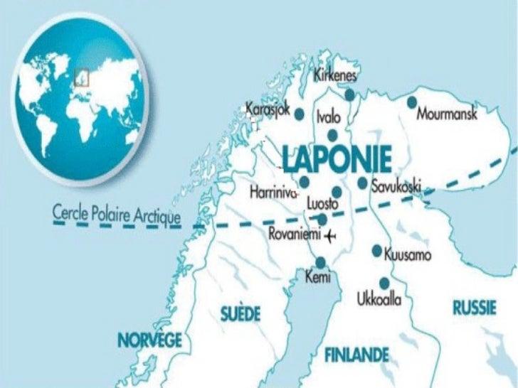 北極圈外拉普蘭和北大荒 Slide 2