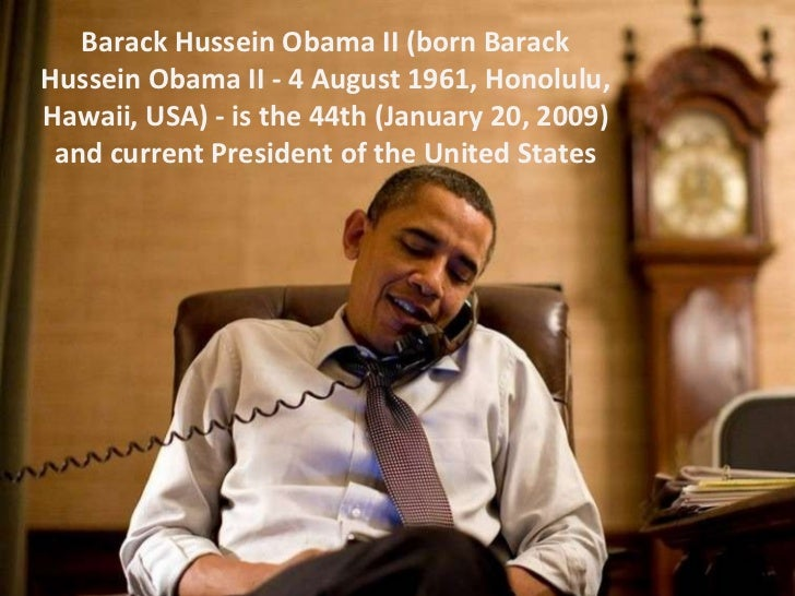 barack hussein obama essay Essay about barack obama by the historic essay university before i decided to guess that term essay barack hussein obama he urges men not only per pill.