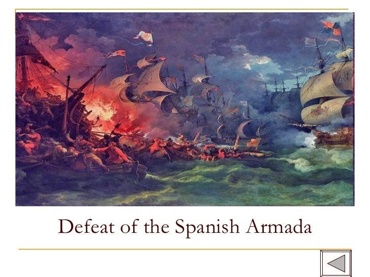 Spanish Armada sets sail